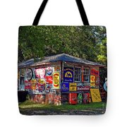 Signs Of Past Times Tote Bag