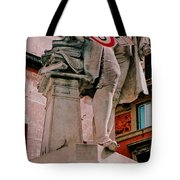 Signs Of Rome Tote Bag
