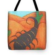 Signs Of Zodiac - Scorpio Tote Bag