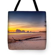 Sikao Sunset Tote Bag
