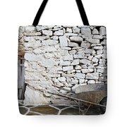 sikinos 'VI Tote Bag