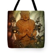 Silence -c- Tote Bag by Issabild -
