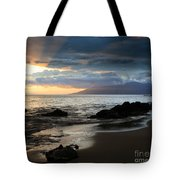 Silence Of Devotion Tote Bag
