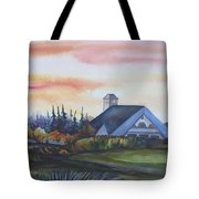 Silence Upon Midnapore Tote Bag