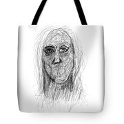 Silenced Tote Bag