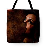 Silenced Tote Bag