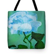 Silent Beauty Tote Bag