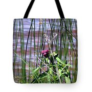 Silent Blessings Tote Bag