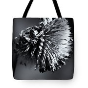 Silent Bow Tote Bag