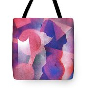 Silent Contemplation 2 Tote Bag