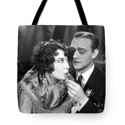 Silent Film Still: Drinking Tote Bag