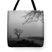 Silent Haze Tote Bag