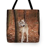 Silent One Tote Bag