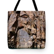 Silent Rocks Tote Bag