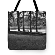Silent Solitude  Tote Bag by Mark Six
