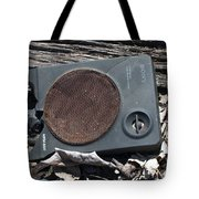 Silent Sony Tote Bag