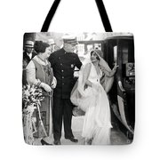 Silent Still: Do Your Duty Tote Bag