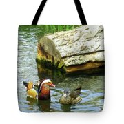 Silent Treatment Tote Bag