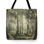 Silently Still Tote Bag