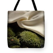 Silk And Moss Tote Bag
