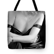 Silk And Skin Tote Bag