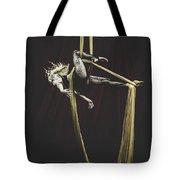 Silk Intensity Tote Bag