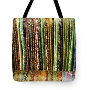 Silk Scarves For Sale Tote Bag