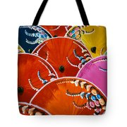 Silk Umbrella Factory Tote Bag
