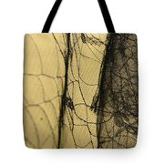 Silk Web Tote Bag