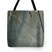 Silken Home Tote Bag