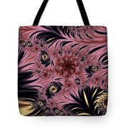 Silken Pleasures Tote Bag