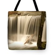 Silken Waterfall Tote Bag