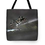 Silks Tote Bag