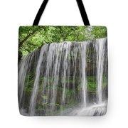 Silky Waterfalls Tote Bag