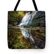 Silky Reflections Tote Bag