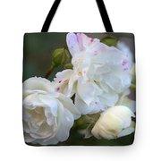 Silky Rose 2 Tote Bag