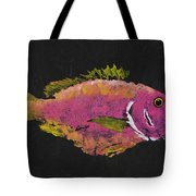Silky Snapper Tote Bag