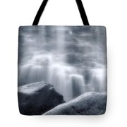 Silky Waterfall Tote Bag