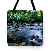 Silky Waters Tote Bag