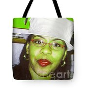 Silly Aunt Lou Tote Bag