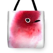 Silly Bird #4 Tote Bag