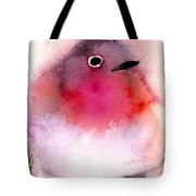 Silly Bird #6 Tote Bag