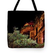 Silly Hall, Cuenca, Ecuador II Tote Bag