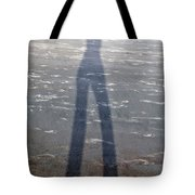 Silly Silhouette  Tote Bag