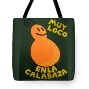 Silly Squash Tote Bag