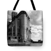 Silo City 4 Tote Bag
