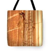 Silo Ladder Tote Bag