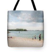 Siloso Beach Tote Bag
