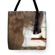 Silver Beauty 2 Tote Bag