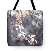 Silver Beauty.  Nature In Alien Skin Tote Bag